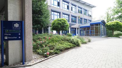 Verwaltungsgebäude der Firma OBE in Ispringen
