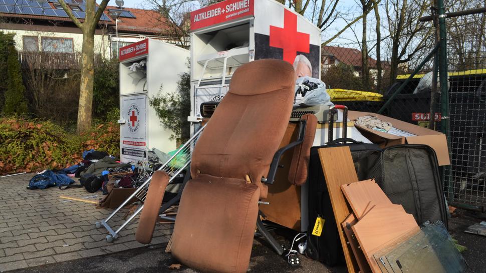 Wertstoffhof Eutingen Pforzheim