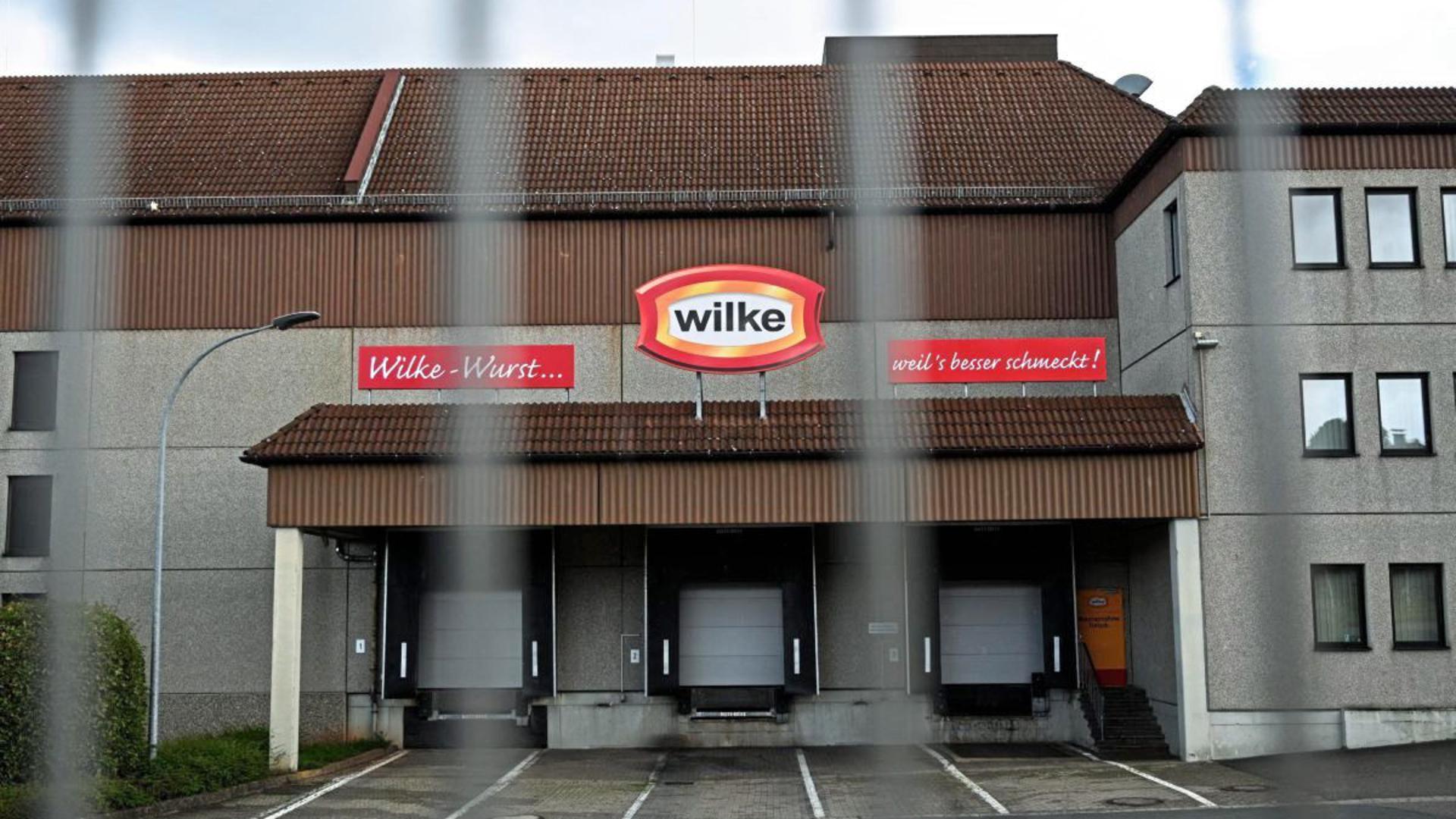 Im Fokus: In den Produkten des Herstellers Wilke aus Twistetal in Hessen waren mehrfach Listerien-Keime nachgewiesen worden.