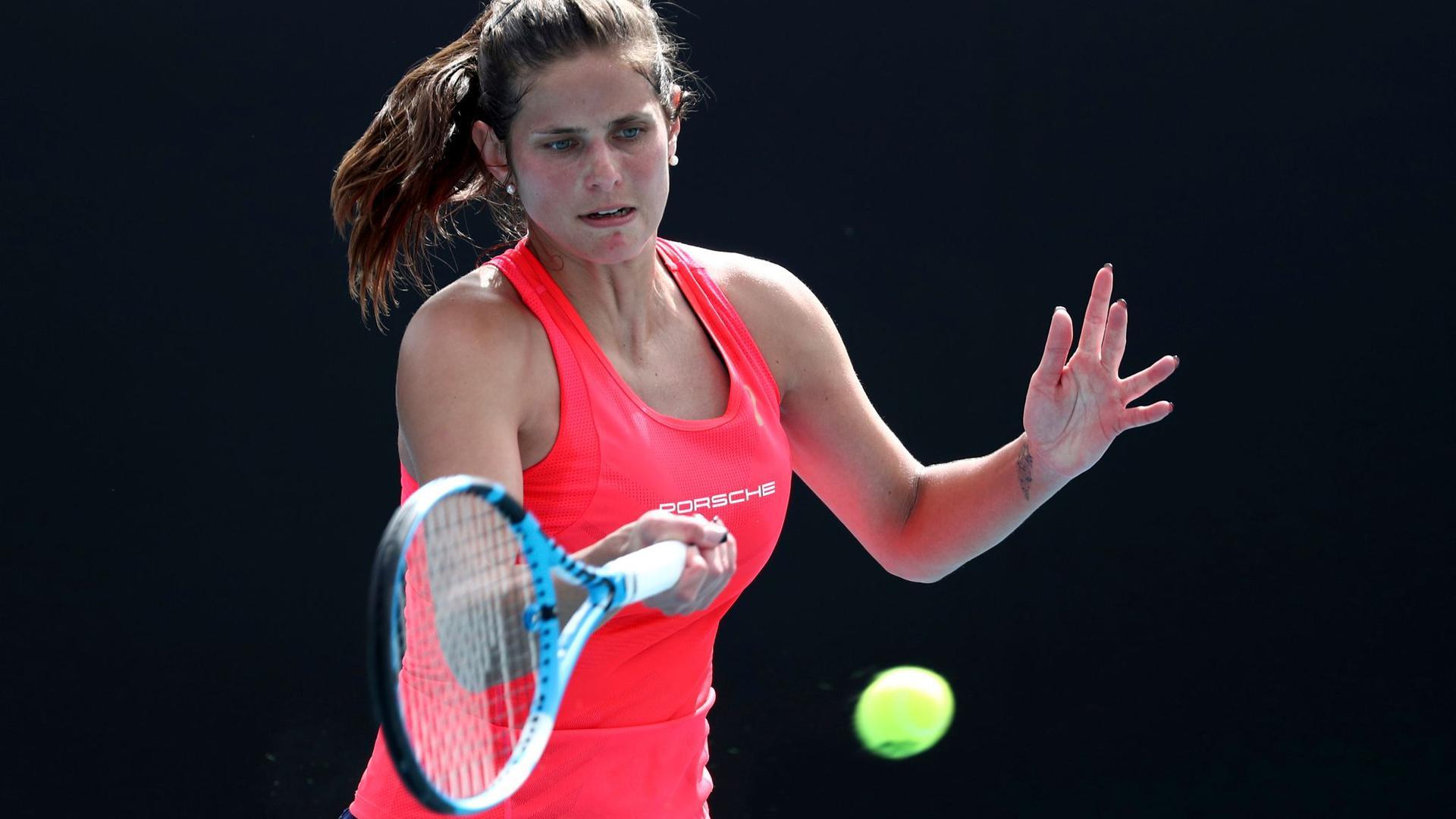 Julia Görges glaubt nicht, dass in diesem Jahr nochmal Turnier-Tennis gespielt wird.