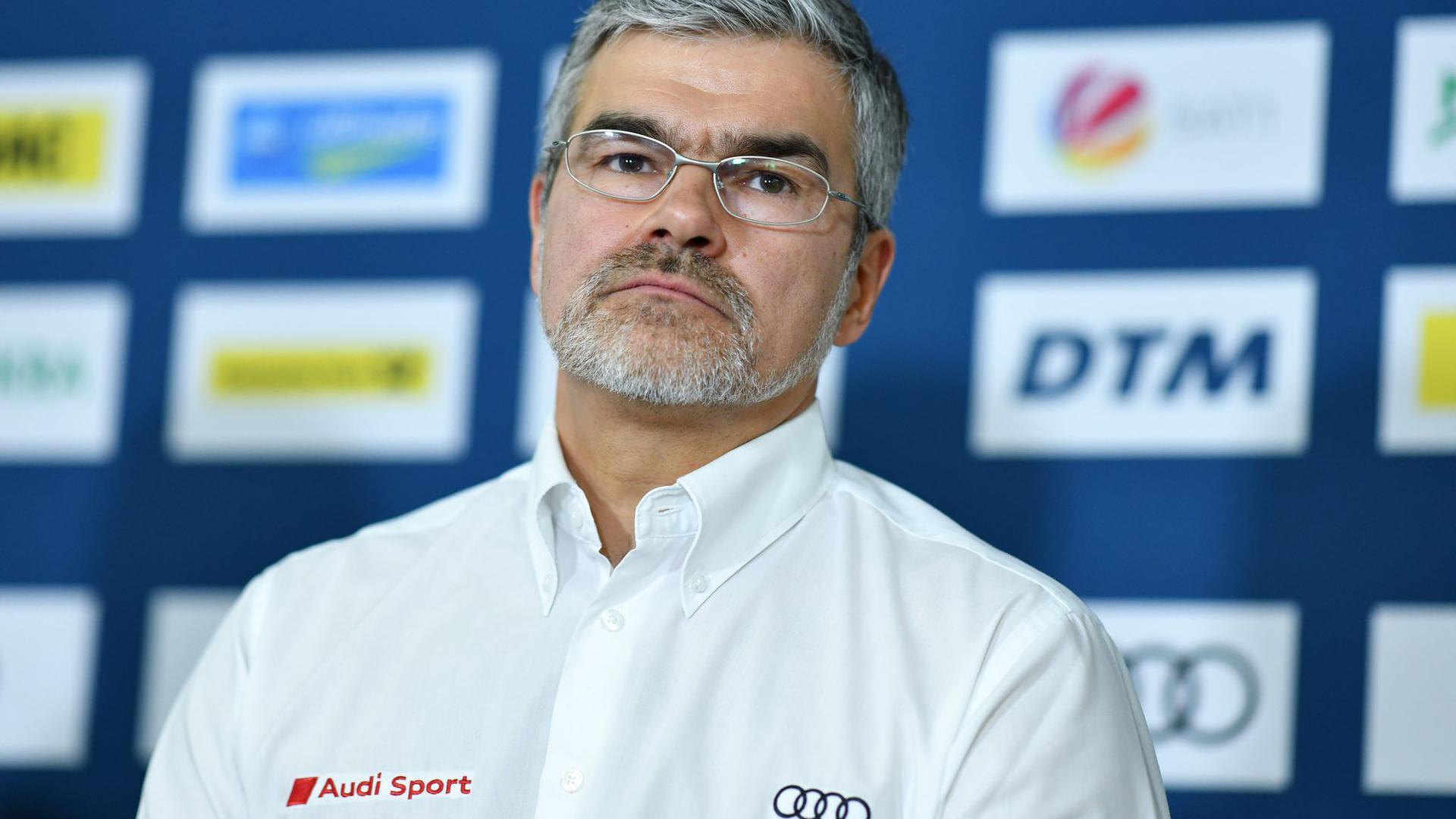 Will das DTM-Engagement mit der Meisterschaft beenden: Audi-Motorsportchef Dieter Gass.