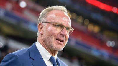 Glaubt an eine Veränderung der Transfersummen: Bayern-Boss Karl-Heinz Rummenigge.
