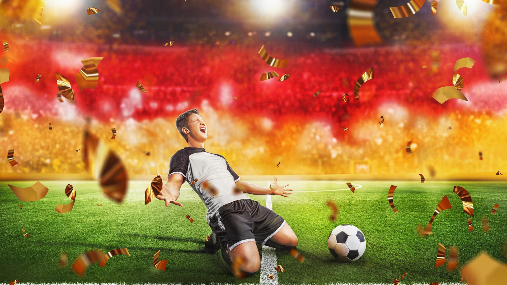 Welche Chancen hat die deutsche Mannschaft bei der EM? Jetzt tippen und gewinnen!