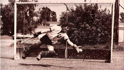 Hockey-Torhüter Christian Bassemir