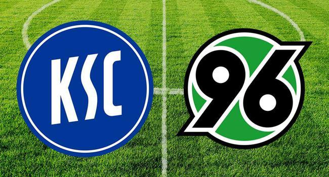 Der KSC emfpängt Hannover 96.