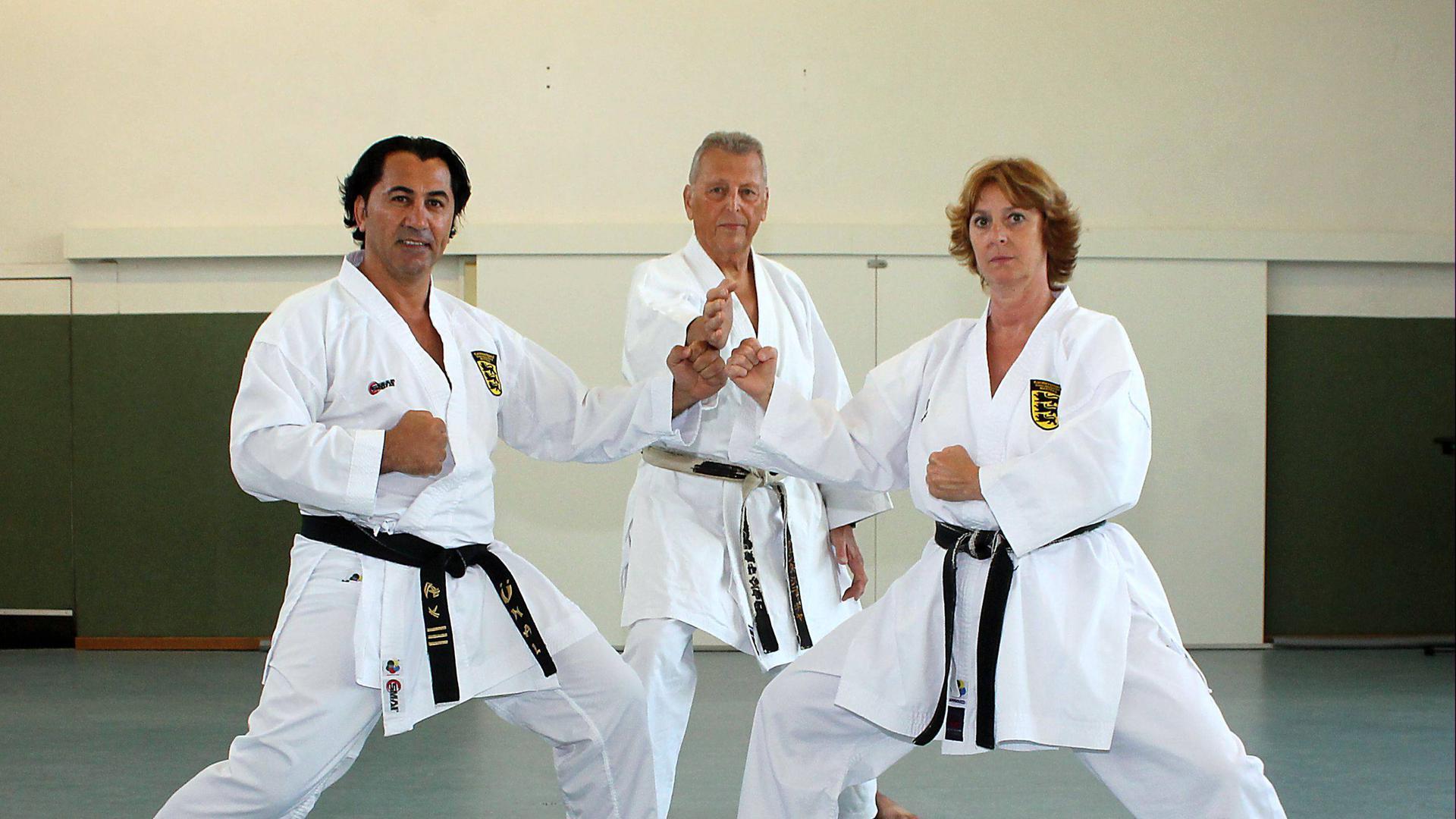 Karate 8. Dan Günther Schleicher