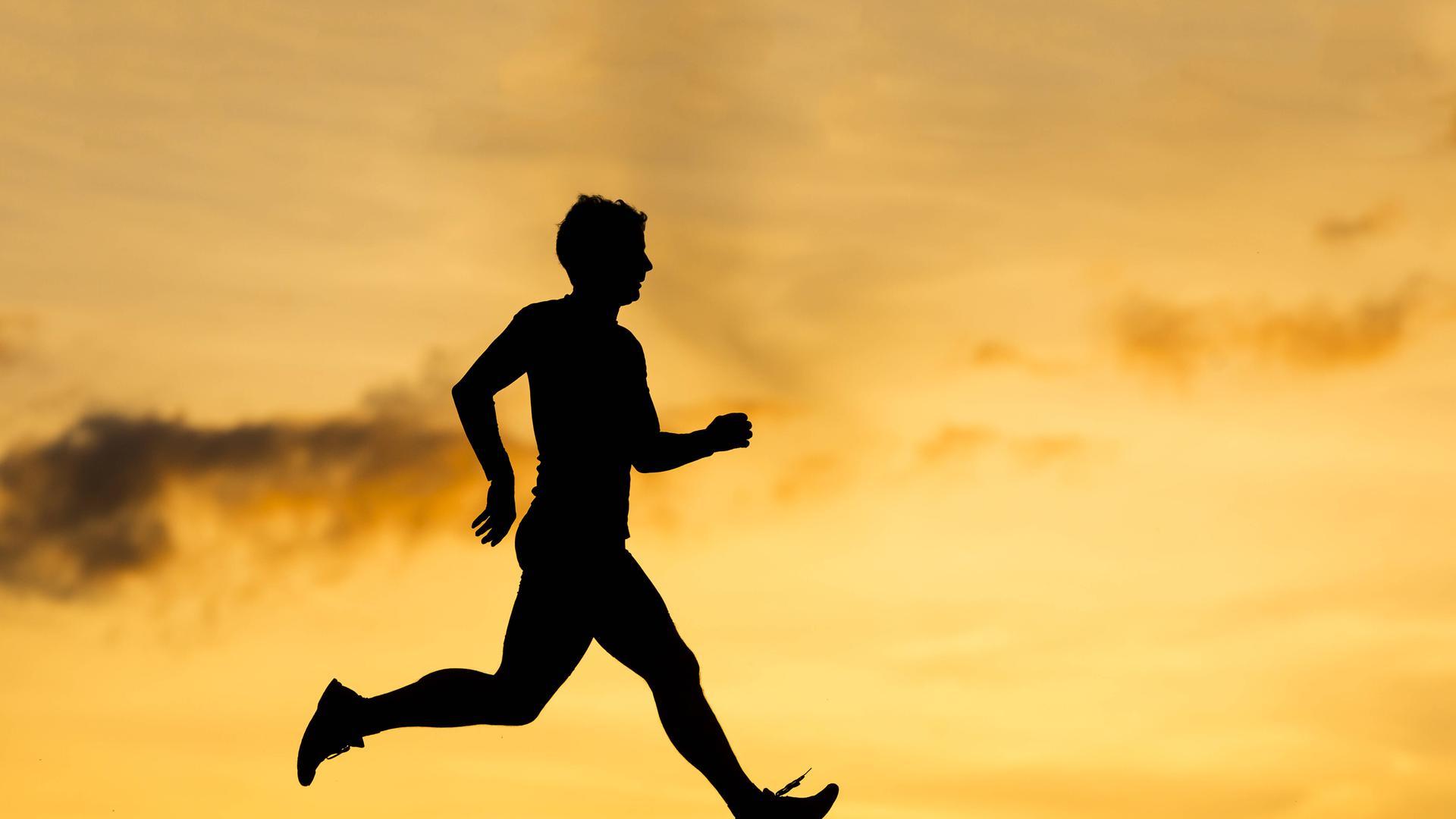 Ein Schatten ihrer selbst: Zahlreiche Läufer leiden aktuell unter der Corona-bedingten Wettkampf-Pause. Allein in Baden sind mehr als 100 Veranstaltungen ausgefallen. Vielen Athleten fehlt dadurch die Tempohärte.