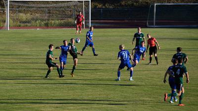 BFV-Pokal 1. Runde: TSV 05 Reichenbach - KIT SC, 31.07.2020