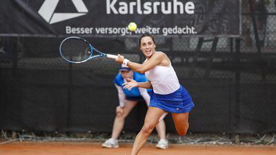 Martina Trevisan (ITA) - LIQUI MOLY OPEN powered by Stadtwerke Karlsruhe - WTA 125, 10.9.2021, Karlsruhe (Tennisclub Rüppurr 1929 e.V.), Deutschland, Photo: Mathias Schulz