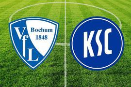 Der KSC zu Gast beim VfL Bochum.