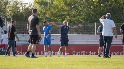 Fatih Ceylan (Trainer 1. CfR Pforzheim)