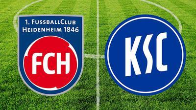 Im Saisonfinale am 23. Mai 2021 wird der KSC beim 1. FC Heidenheim erwartet.