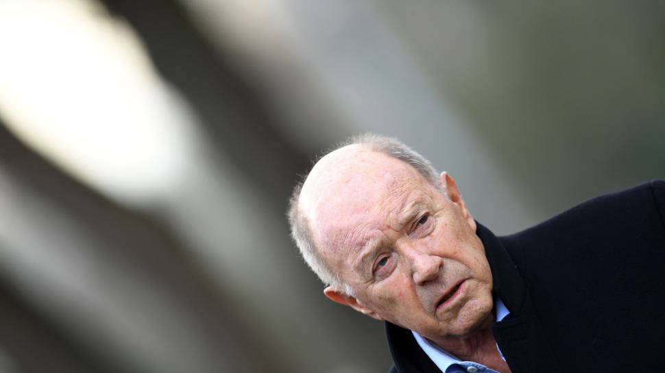 Günter PIlarsky, KSC-Vize-Präsident.