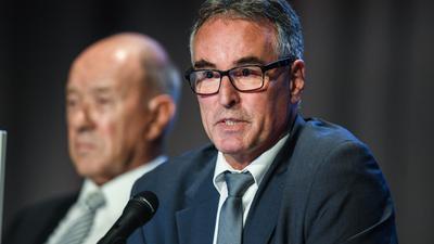 Comeback als Berater: Helmut Sandrock wird den KSC im Sportkomitee unterstützen,  in dem Unzufriedenheit vorherrscht.
