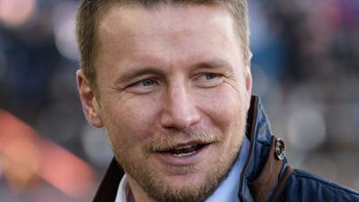 Maik Franz: Der frühere Publikumsliebling einer der Berater für den Beirat beim KSC.
