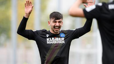 Abgerechnet wird jede Minute: Kommt Malik Batmaz in Zweitligaspielen zum Einsatz, schlägt das für seinen Verein auf der Einnahmenseite nieder.