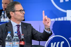 Klare Kante: Holger Siegmund-Schultze hat ein anderes Solidaritätsverständnis als Karl-Heinz Rummenigge.