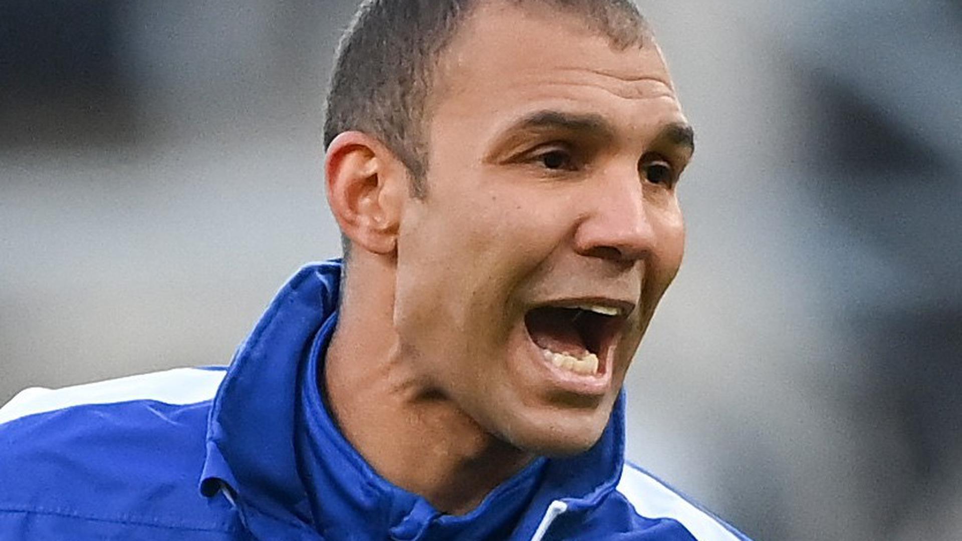 Hofft noch: Daniel Gordon hat seinen Platz im Kader für das Spiel in Regensburg noch nicht abgeschrieben.