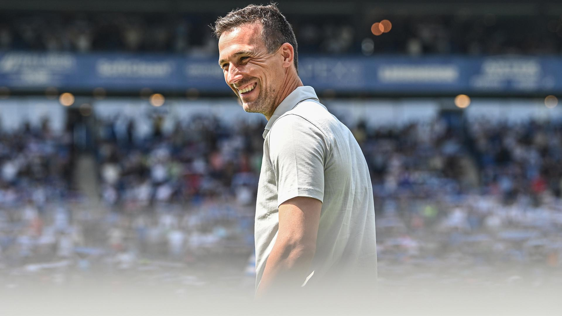 Christian Eichner/KSC-Trainer