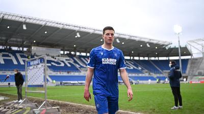 Heimweh: Der mehrmalige Nationalspieler Kevin Wimmer verlässt den Karlsruher SC am Saisonende in Richtung Österreich.