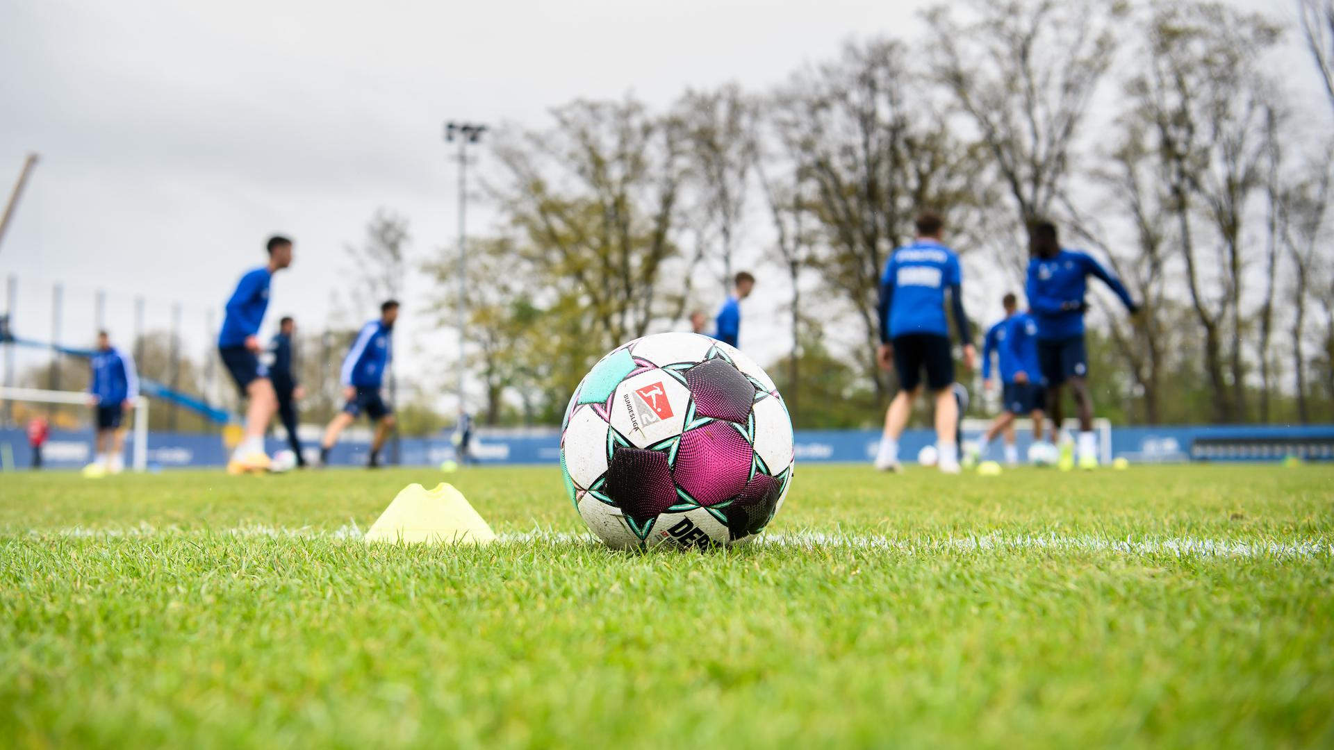 Üben für die nächste Saison: Beim Karlsruher SC endet der Urlaub der Profis am 20. Juni. Zwischenzeitlich ist auch mehr über den Sommerfahrplan bekannt.