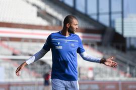 Nächste Bewährungschance: Daniel Gordon steht in Aussicht, auch in Braunschweig den Platz im Abwehrzentrum einzunehmen.