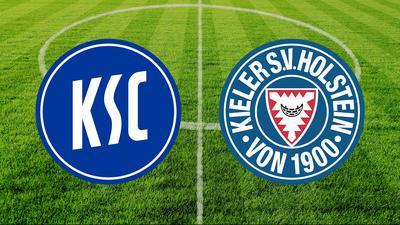 Live-Ticker: KSC gegen Holstein Kiel