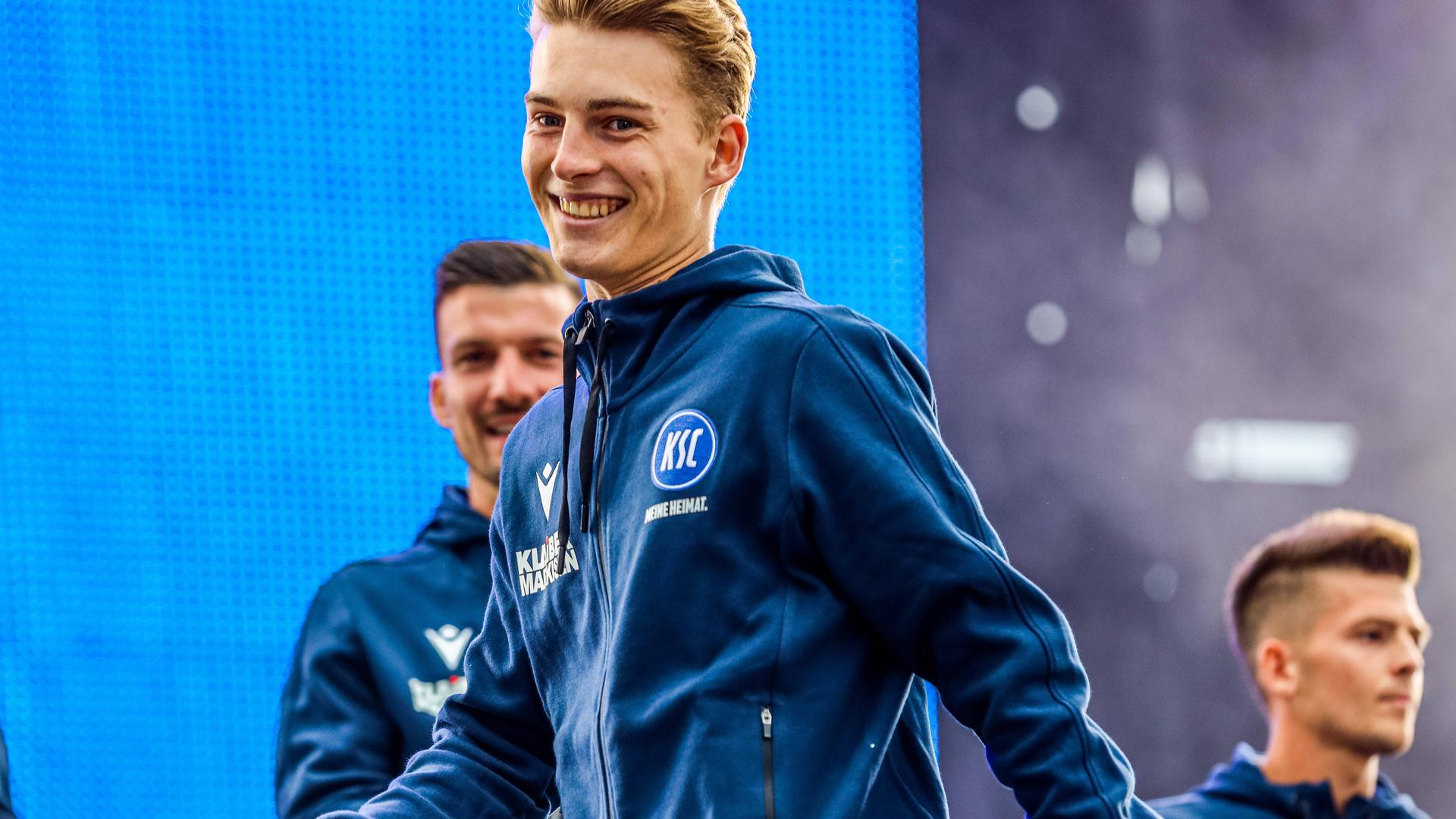 In der U21 berücksichtigt: Dominik Kother rückte nach diversen Ausfällen beim DFB in den Kader von Stefan Kuntz nach.