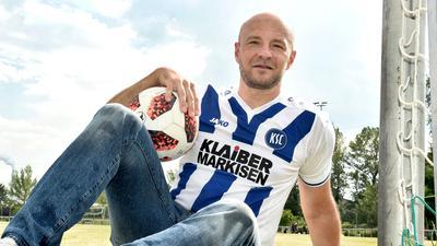 Termin mit Marc Schön, ex KSC Jugendspieler