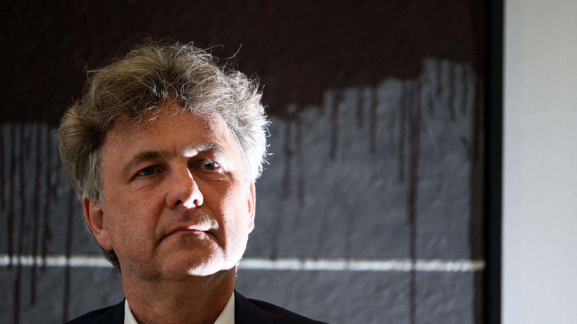 Reaktion auf die Präsidentschaftswahl: Auch Karlsruhes OB Frank Mentrup äußerte sich.