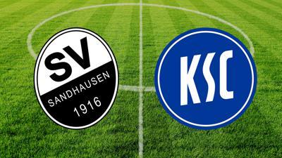 Am 14. August ist der KSC zu Gast beim SV Sandhausen.