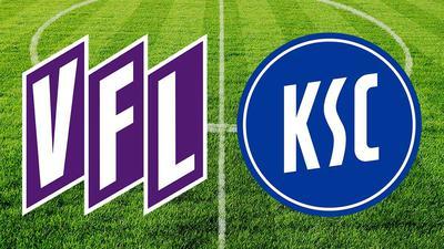 VfL Osnabrück gegen den KSC. Das Spiel im BNN-Live-Ticker.
