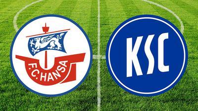 Live-Ticker Logos Rostock KSC