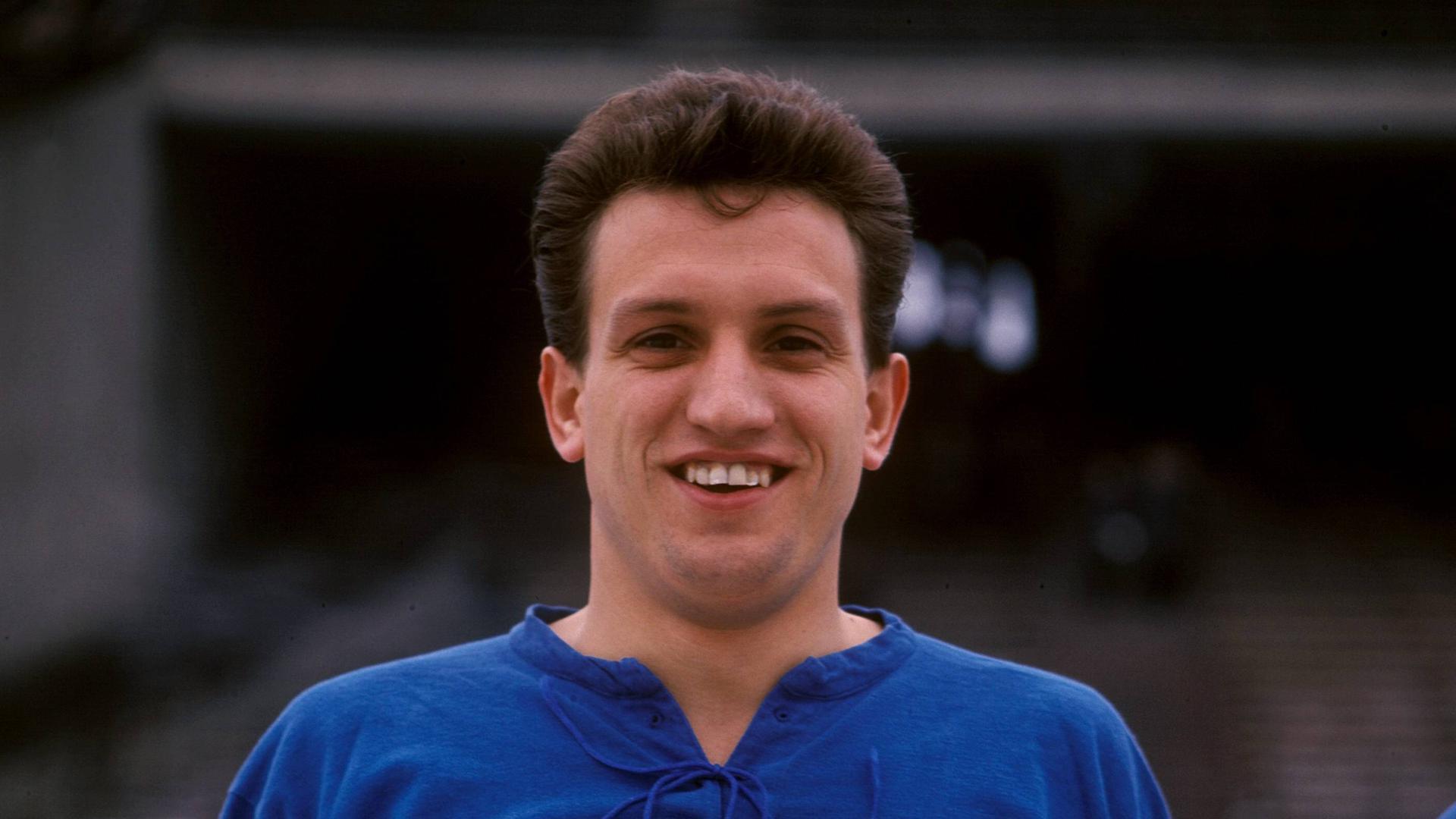 Pionier mit dem KSC: Otto Geisert war ein Garant dafür, dass die Karlsruher in der Saison 1963/1964 ein Bundesliga-Gründungsmitglied waren.