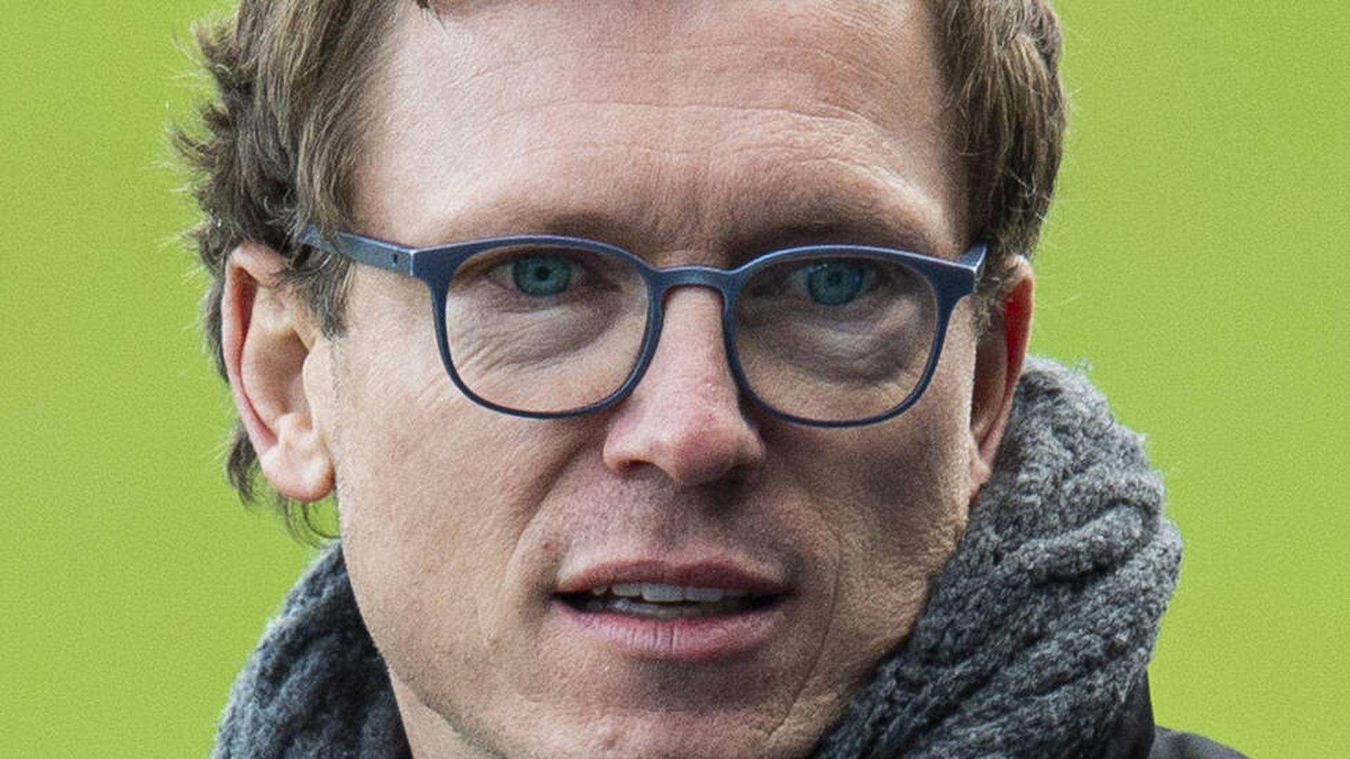 Michael Mutzel/HSV-Sportdirektor