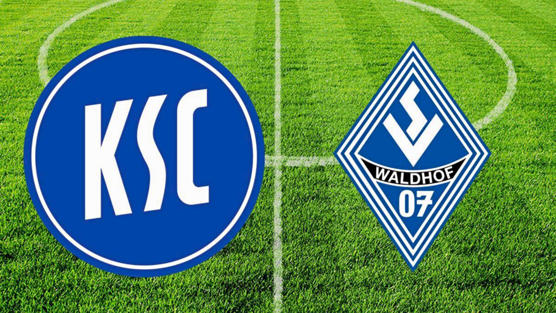Das Finale des bfv-Pokals am 25. Mai ist perfekt: Der Karlsruher SC trifft auf Waldhof Mannheim.