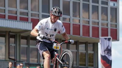 Jonas Friedrich, Fahrrad-Trial