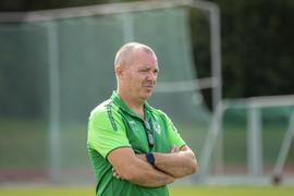 Neu an der Seitenlinie: Jochen Schlegel, hier noch im Shirt des SV 62 Bruchsal, coacht ab dieser Saison den TSV Langenbrücken.