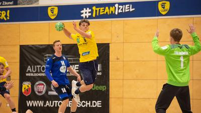 Lion Zacharias, Rhein-Neckar Löwen U19