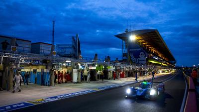 Andreas Wirth startete 2016 bei den 24 Stunden von Le Mans.