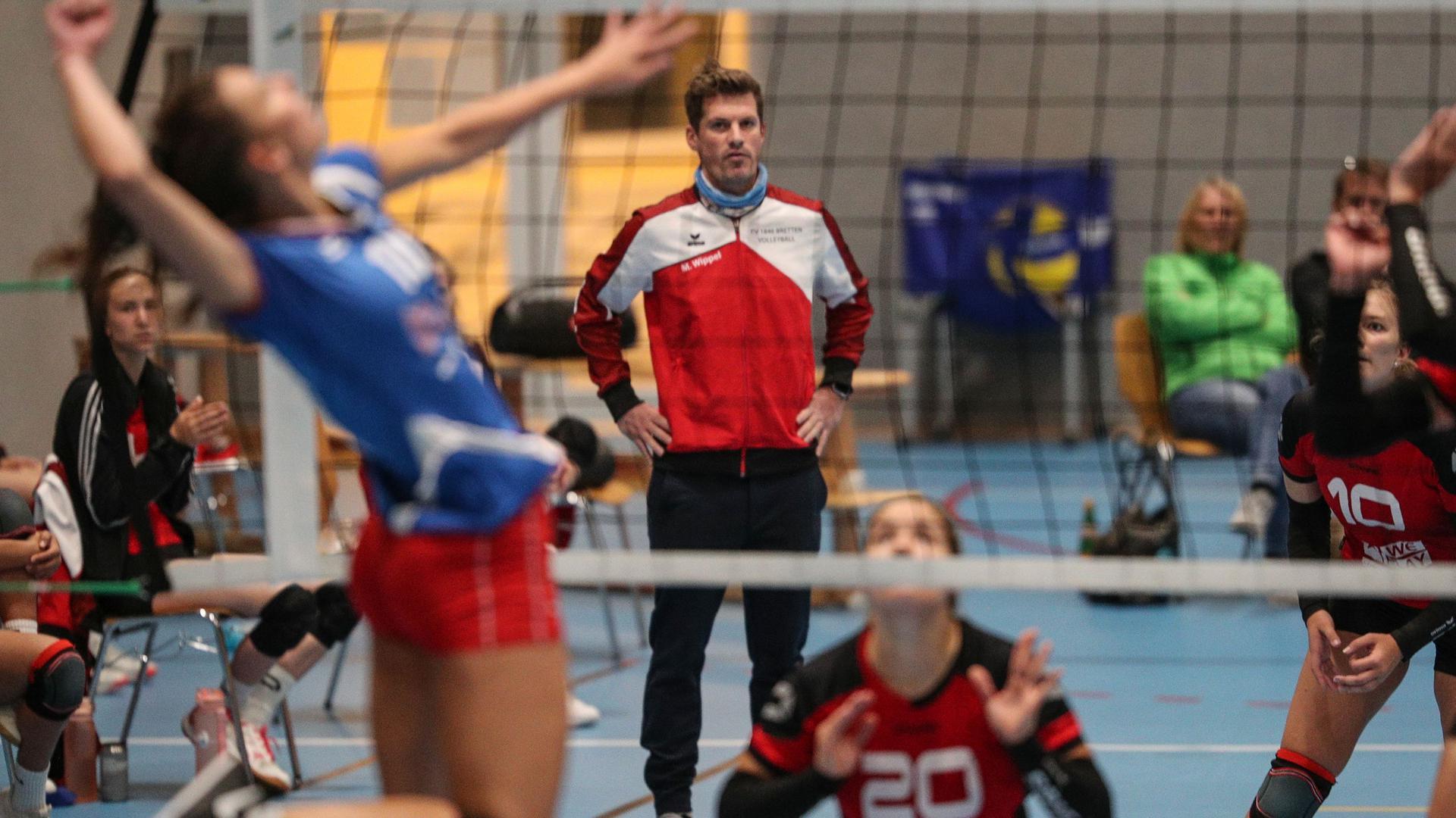 Trainer TV Bretten, Maik Wippel