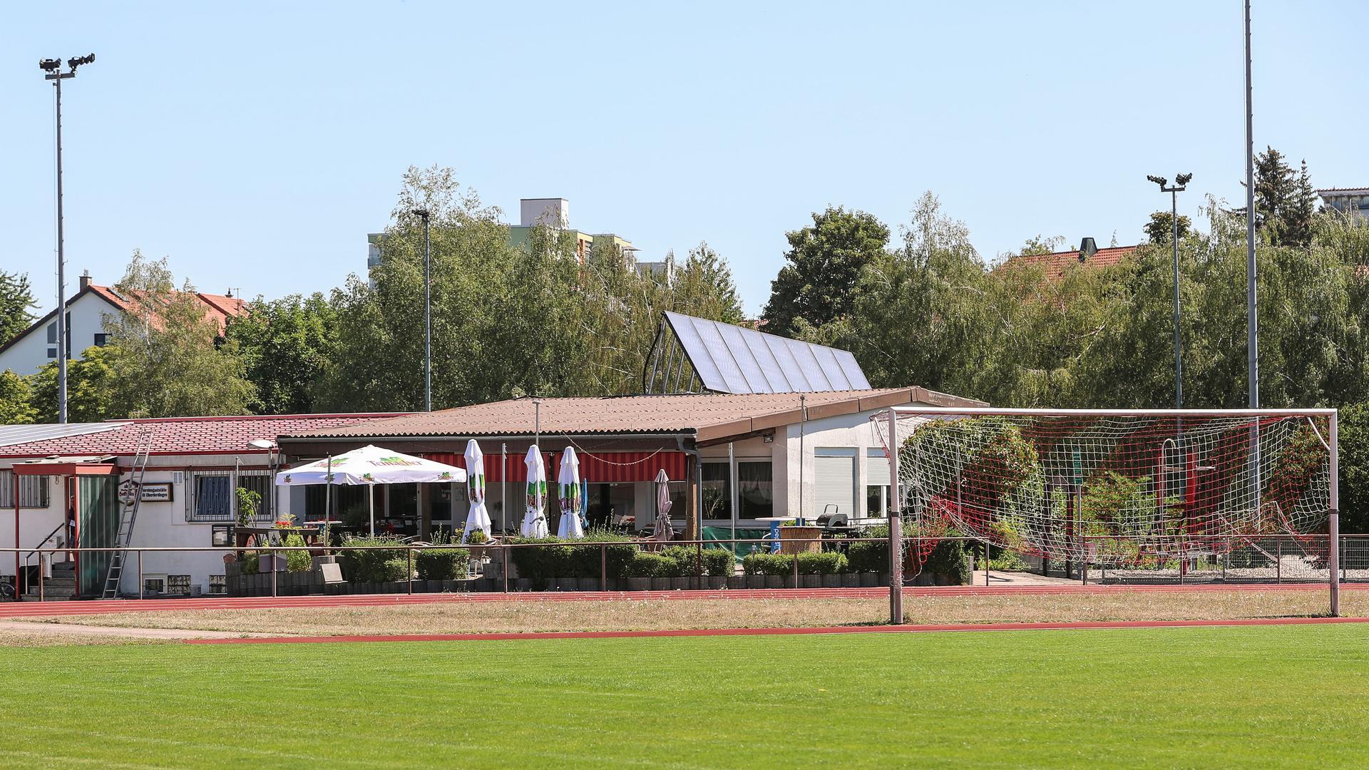 Sportplatz SV Oberderdingen