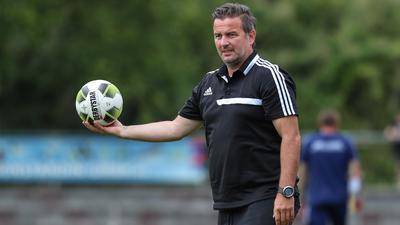 Trainer Mirko Schneider