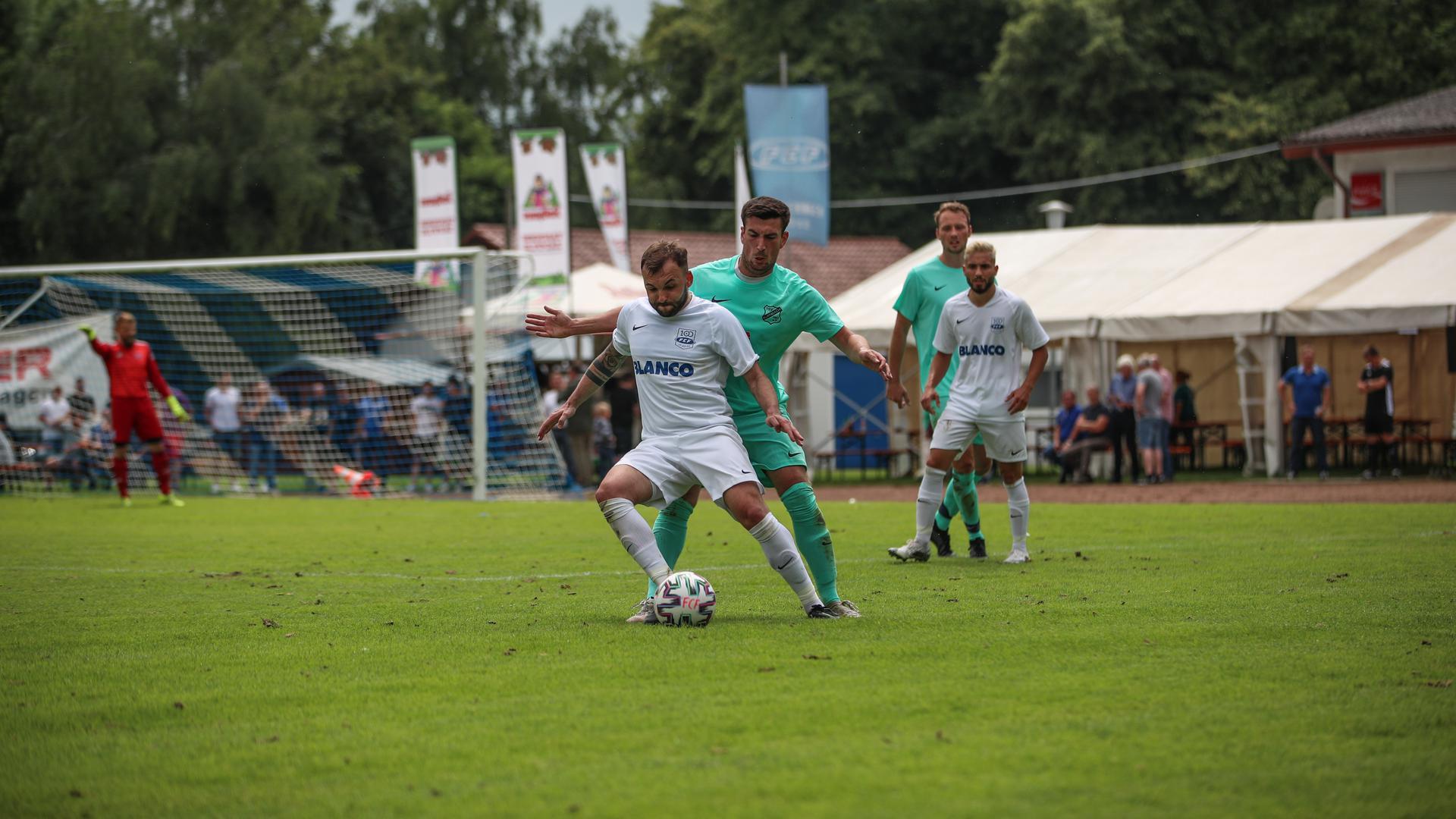 Top-Favorit auf die Meisterschaft: Vasilios Rosilovalis und dem stark besetzten FC Flehingen traut die Konkurrenz in dieser Saison viel zu.