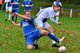 3 Nov 19 Fussball Ötigheim Nr 14 Zink David Ottenau Nr 14 Weiler Christopher