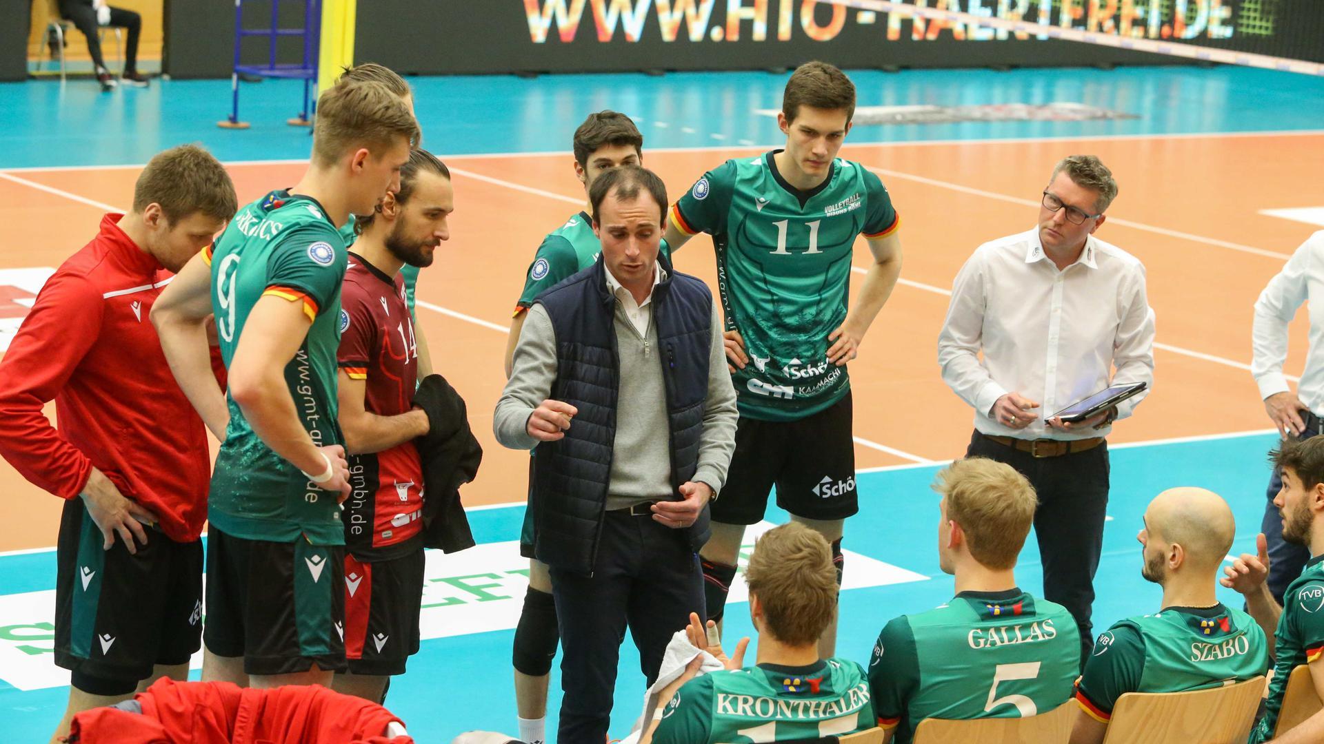 Volleyball-Bundesliga, Bisons Bühl, Saison 2020/21