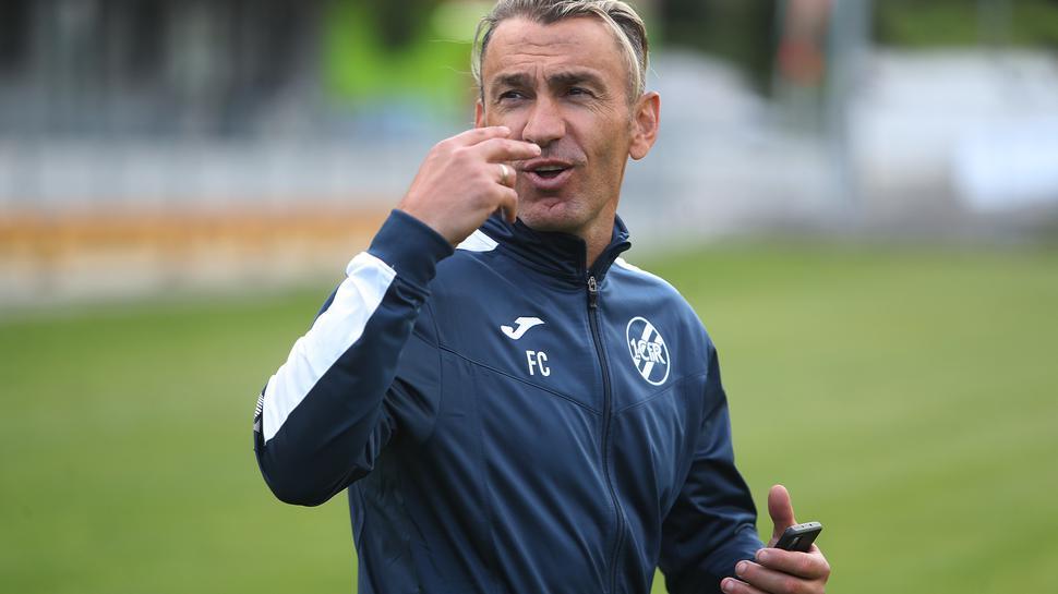 Fatih Ceylan, Trainer CfR Pforzheim