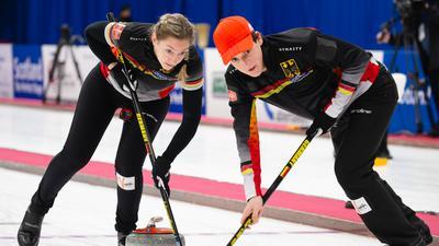 World Mixed Doubles Curling Championships 2021, Aberdeen Scotland