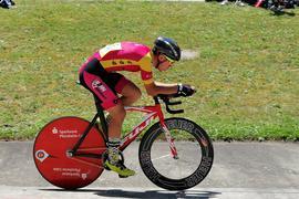 Radsport Ellmendingen Davide Spadaccia