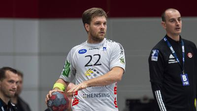 Klassenverbleib perfekt: Dirk Holzner, der aus den Reihen des BSV Phönix Sinzheim hervorgegangen ist, bleibt mit dem TV Emsdetten in der Zweiten Handball-Bundesliga.